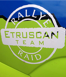 Rallye Etruscan