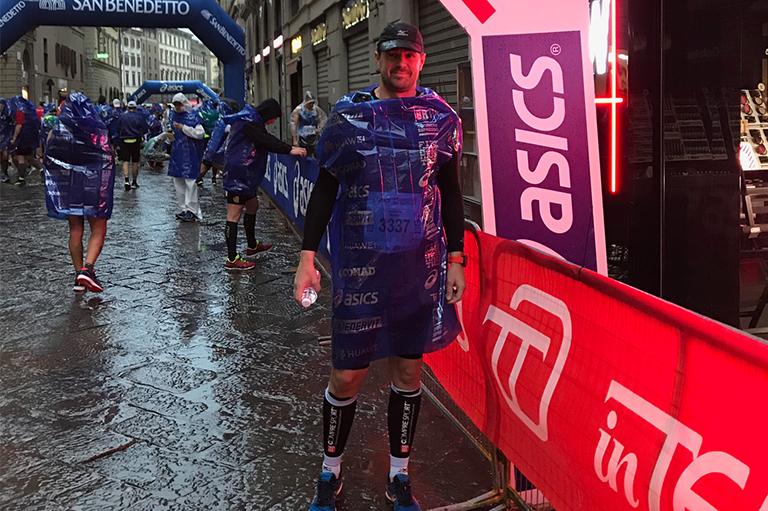 Marathon Florence Sébastien Pétrier Pierreval