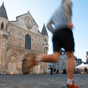 Urban trail poitiers pierreval 2019